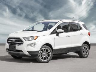 New 2020 Ford EcoSport Titanium for sale in New Hamburg, ON