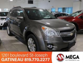 Used 2011 Chevrolet Equinox LT for sale in Gatineau, QC