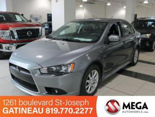 Used 2015 Mitsubishi Lancer SE AWD for sale in Gatineau, QC