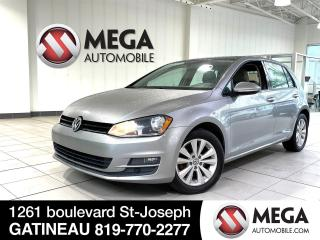 Used 2015 Volkswagen Golf TDI for sale in Gatineau, QC