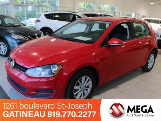 Used 2015 Volkswagen Golf TSI for sale in Gatineau, QC