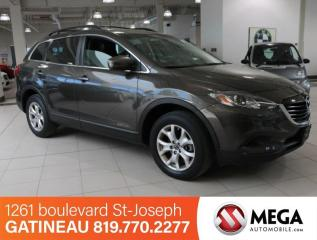 Used 2015 Mazda CX-9 Touring AWD 7PASS for sale in Gatineau, QC