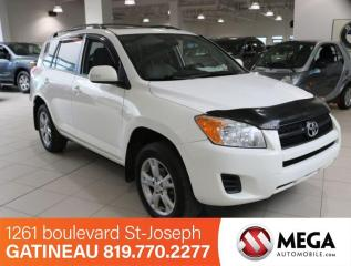 Used 2012 Toyota RAV4 4WD for sale in Gatineau, QC