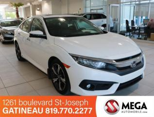 Used 2016 Honda Civic Touring for sale in Gatineau, QC