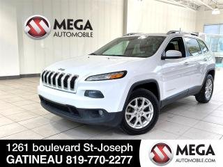 Used 2016 Jeep Cherokee NORTH 4X4 for sale in Gatineau, QC