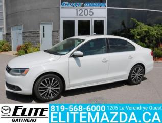 Used 2014 Volkswagen Jetta TSi for sale in Gatineau, QC