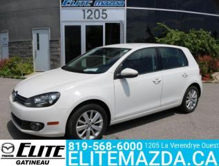 Used 2013 Volkswagen Golf COMFORTLINE for sale in Gatineau, QC