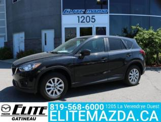 Used 2013 Mazda CX-5 GS for sale in Gatineau, QC