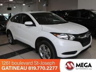 Used 2017 Honda HR-V LX for sale in Gatineau, QC