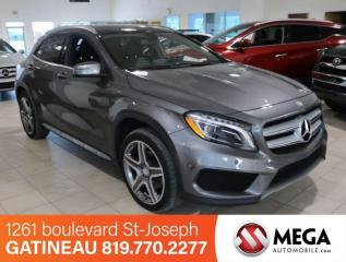 Used 2015 Mercedes-Benz GLA 250 4MATIC for sale in Gatineau, QC