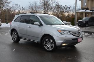 Used 2007 Acura MDX Tech Package Leather, Sunroof, Bluetooth,| We Finance ANY Credit !!! 5 Door for sale in Richmond Hill, ON