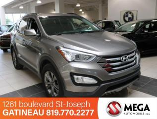 Used 2016 Hyundai Santa Fe Sport AWD for sale in Gatineau, QC