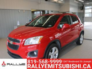 Used 2014 Chevrolet Trax LTZ for sale in Gatineau, QC