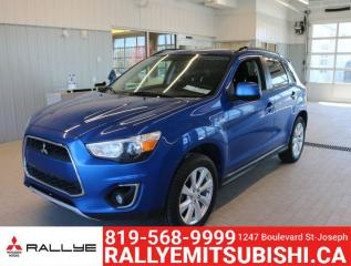 Used 2015 Mitsubishi RVR SE for sale in Gatineau, QC