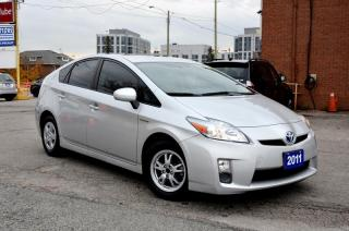 Used 2011 Toyota Prius - Hybrid-Electric for sale in Richmond Hill, ON