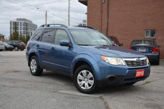 Used 2010 Subaru Forester X sport for sale in Richmond Hill, ON