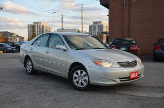 Used 2004 Toyota Camry LE for sale in Richmond Hill, ON