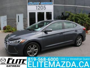 Used 2017 Hyundai Elantra GL for sale in Gatineau, QC