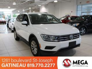 Used 2019 Volkswagen Tiguan 4Motion for sale in Gatineau, QC