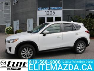 Used 2016 Mazda CX-5 Touring for sale in Gatineau, QC