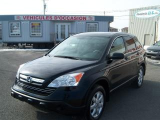 Used 2007 Honda CR-V EX for sale in St-Jean-Sur-Le-Richelieu, QC