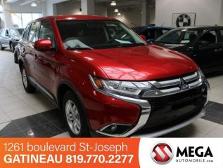 Used 2017 Mitsubishi Outlander ES 4WD for sale in Gatineau, QC