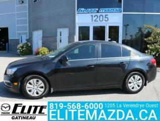 Used 2015 Chevrolet Cruze 1LT for sale in Gatineau, QC