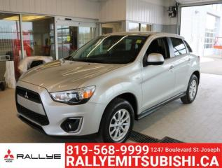 Used 2014 Mitsubishi RVR SE for sale in Gatineau, QC