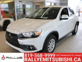 Used 2017 Mitsubishi RVR Base for sale in Gatineau, QC