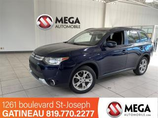 Used 2015 Mitsubishi Outlander SE 4WD for sale in Gatineau, QC