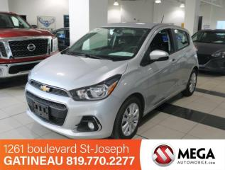 Used 2018 Chevrolet Spark LT for sale in Gatineau, QC