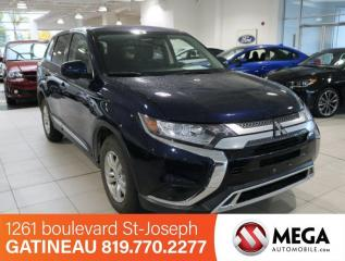 Used 2019 Mitsubishi Outlander ES 4WD for sale in Gatineau, QC