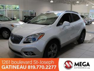 Used 2013 Buick Encore AWD for sale in Gatineau, QC