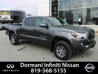 Used 2019 Toyota Tacoma SR5 CREW for sale in Gatineau, QC