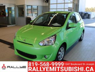 Used 2014 Mitsubishi Mirage ES for sale in Gatineau, QC
