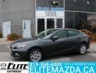 Used 2016 Mazda MAZDA3 GS for sale in Gatineau, QC