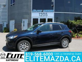 Used 2016 Mazda CX-5 GS for sale in Gatineau, QC