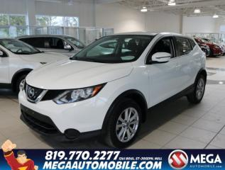 Used 2019 Nissan Qashqai S AWD for sale in Gatineau, QC