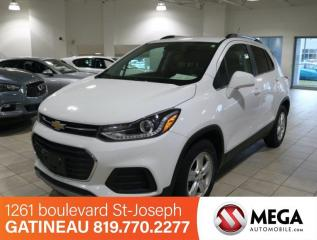 Used 2018 Chevrolet Trax LT for sale in Gatineau, QC