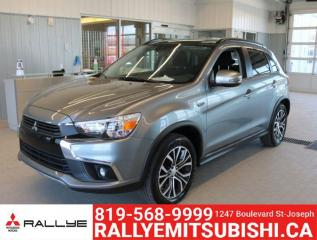 Used 2016 Mitsubishi RVR GT for sale in Gatineau, QC