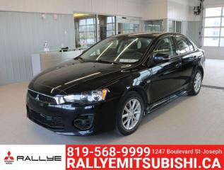 Used 2017 Mitsubishi Lancer ES for sale in Gatineau, QC
