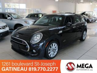 Used 2018 MINI Cooper Clubman COOPER S ALL4 for sale in Gatineau, QC