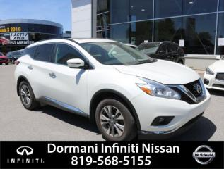 Used 2016 Nissan Murano SV AWD for sale in Gatineau, QC