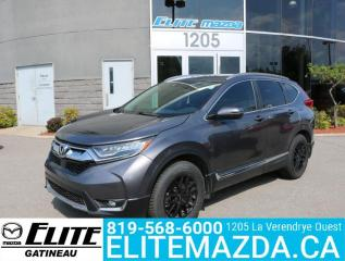 Used 2017 Honda CR-V Touring for sale in Gatineau, QC
