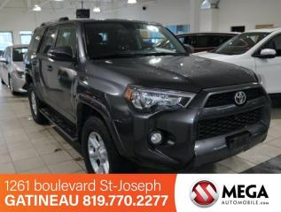 Used 2019 Toyota 4Runner SR5 4WD for sale in Gatineau, QC