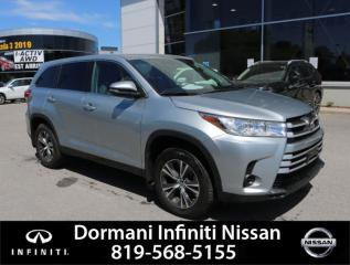 Used 2019 Toyota Highlander LE AWD for sale in Gatineau, QC