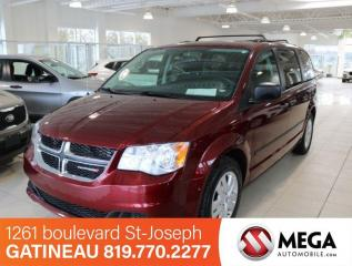 Used 2017 Dodge Grand Caravan CANADA VALUE PACKAGE for sale in Gatineau, QC