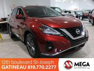 Used 2019 Nissan Murano Platinum AWD for sale in Gatineau, QC