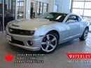 Used 2010 Chevrolet Camaro 1SS for sale in Winnipeg, MB