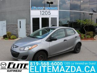 Used 2014 Mazda MAZDA2 SPORT for sale in Gatineau, QC